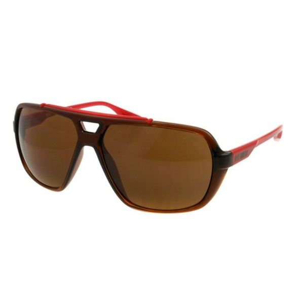 nw103s 771 womens golden yellow frame sunglasses - Yellow Frame Sunglasses